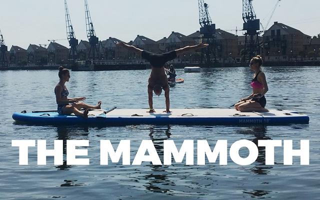 Bluefin SUP 18′ Mammoth2