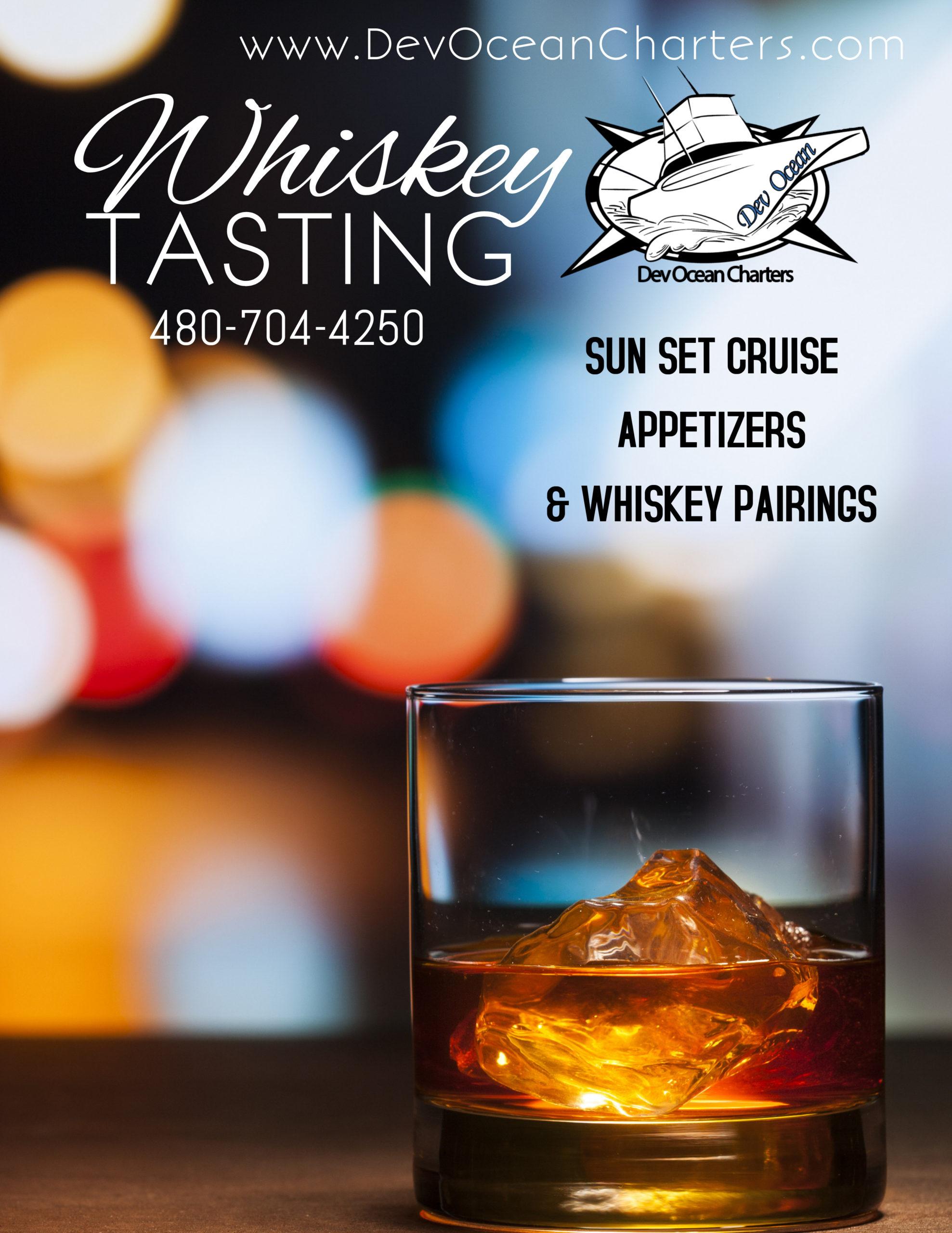 Copy of Whiskey Tasting Dinner Flyer (1)